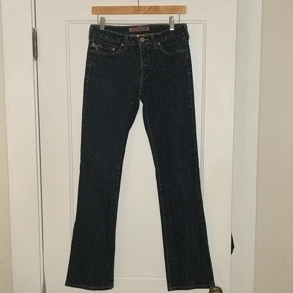 Parasuco Denim - Parasuco jeans straight boot cut, size 31/32
